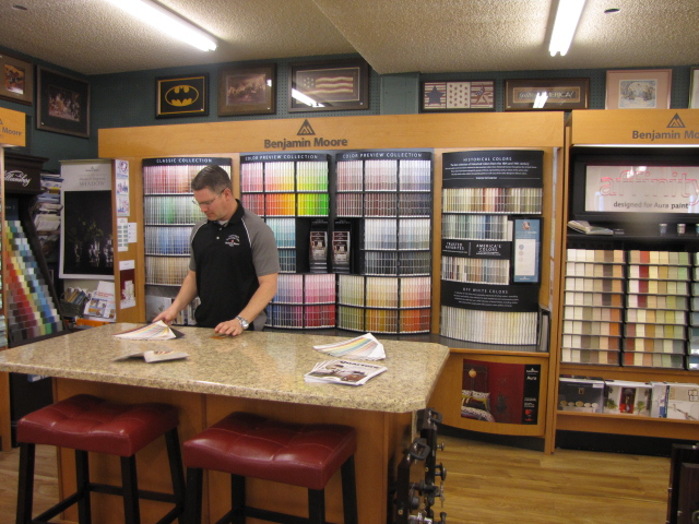 Come visit us here at our showroom in Garden City, KS. We are your one stop showroom for all your floor-covering needs.